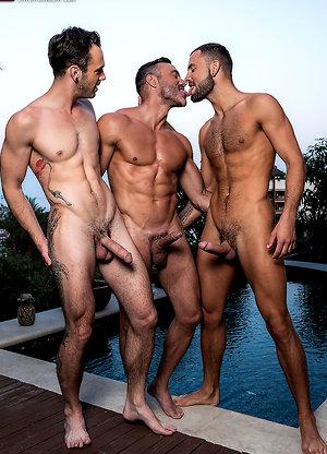 Manuel Skye, Jeffrey Lloyd, Drake Rogers - Daddy Fucking