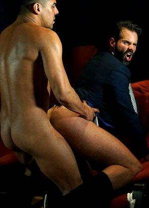 Control. Starring Dani Robles & Salvador Mendoza