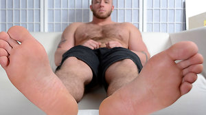 Aaron Bruiser's Beefy Feet