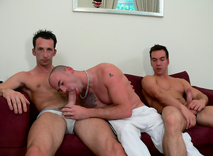 Casting Couch #75: Jake, Marcelo, Greg